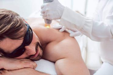 Face and Neck Hair Removal (Lifetime)